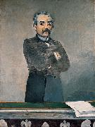 Portrait of Georges Clemenceau