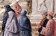 Fra Carnevale The Presentation of the Virgin in the Temple oil painting