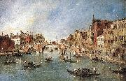 Arched Bridge at Cannaregio