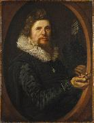 Frans Hals Portrait of a Man oil painting reproduction
