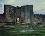 Queens Gate at Aigues-Mortes
