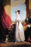 George Hayter Portrait of Princess Victoria of Kent oil painting