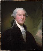 Gilbert Stuart Portrait of George Washington oil painting reproduction