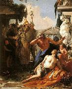 Giovanni Battista Tiepolo The Death of Hyacinthus oil painting reproduction