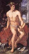 Hendrick Goltzius Mercury oil painting reproduction