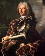 Hyacinthe Rigaud Portrait of Giovanni Francesco II Brignole Sale oil painting