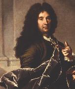 Portrait of Charles Le Brun
