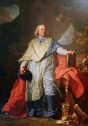 Hyacinthe Rigaud Portrait of Jacques Benigne Bossuet oil painting