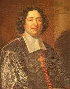Portrait of David-Nicolas de Berthier eveque de Blois