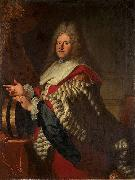 Portrait of Cardin Lebret