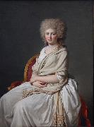 Portrait of Anne-Marie-Louise Thelusson, Countess of Sorcy