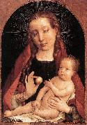 Jan provoost Virgin and Child oil painting reproduction