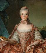 Madame Adeaide de France Tying Knots