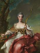 Madame de Maison-Rouge as Diana