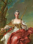Madame de Maison Rouge as Diana