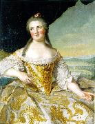 daughter of Louis XV and wife of Duke Felipe I of Parma