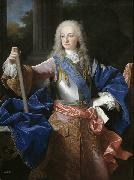 Jean Ranc Portrait of Prince Louis of Spain oil painting