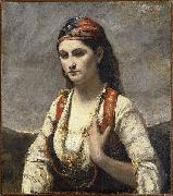 Young Woman of Albano