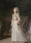 Portrait of Prinsesse Louise Auguste of Denmark