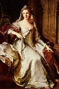 Madame Henriette de France as a Vestal Virgin