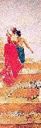 Juan Luna Espana y Filipinas oil painting on canvas
