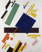 Kazimir Malevich Suprematist Composition oil painting reproduction