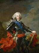 Loo, Louis-Michel van Portrait of Philip V of Spain oil painting