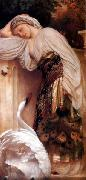 Lord Frederic Leighton Odalisque oil painting reproduction