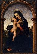 Mariotto Albertinelli Virgin and Child oil painting reproduction