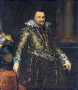 Portrait of Philips Willem (1554-1618), prince of Orange