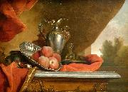 Nature morte a l aiguiere