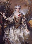 Portrait of Louise-Madeleine Bertin, Countess of Montchal