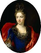 Portrait of the Princess of Soubise, daughter of Madame de Ventadour