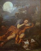 Pier Francesco Mola Diana and Endymion oil painting reproduction