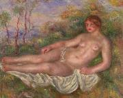 Reclining Woman Bather