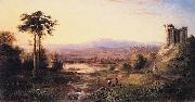 Robert S.Duncanson Recollections of Italy oil painting on canvas