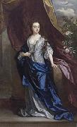 Portrait of Elizabeth Colyear, Duchess of Dorset (1687-1768); wife of the 1st Duke of Dorset