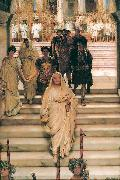 The Triumph of Titus by Lawrence Alma-Tadema