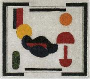 Theo van Doesburg Still Life oil painting reproduction