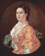 Portrait of Madam Salter