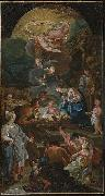 Zacarias Gonzalez Velazquez Adoration of the Shepherds oil painting reproduction