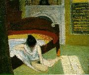 Edward Hopper, Summer Interior