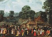 A Fete at Bermondsey or A Marriage Feast at Bermondsey