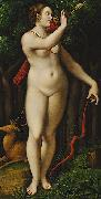 unknow artist Diana the Huntress, after 1526 Giampietrino oil painting reproduction