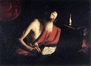 unknow artist St Jerome oil painting reproduction