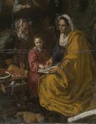 unknow artist The Education of the Virgin oil painting reproduction