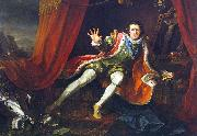 David Garrick as Richard III in Colley Cibber's adaptation of the William Shakespeare play