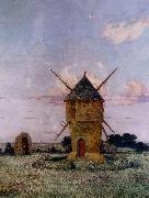 Windmill near Guerande