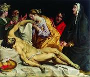 Abraham Janssens The Lamentation of Christ oil painting reproduction
