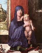 Albrecht Durer Madonna and Child oil painting reproduction